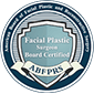 AMERICAN BOARD OF FACIAL PLASTIC AND RECONSTRUCTIVE SURGERY seal