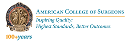 The American College of Surgeons Seal