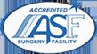 Accredited Surgery Facility Logo