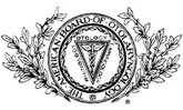 The American Board of Otolaryngology seal