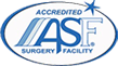 Accredited Surgery Facility Logo