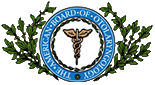 The American Board of Otolaryngology seal